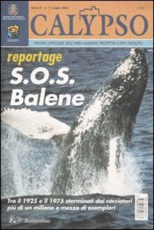 Rallydeicolliscaligeri.it Calypso. Rivista ufficiale dell'area marina protetta Capo Rizzuto (2004). Vol. 7 Image