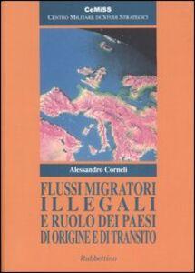 Flussi migratori illegali e ruolo dei paesi di origine e di transito