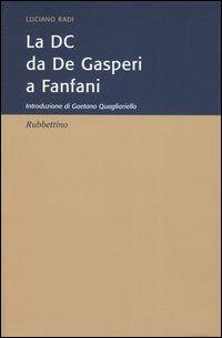 La DC da De Gasperi a Fanfani