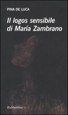 Amatigota.it Il logos sensibile di María Zambrano Image
