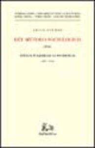 Libro Del metodo sociologico. Studi e polemiche di sociologia Luigi Sturzo