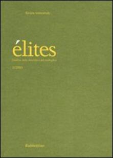 Winniearcher.com Élites. L'ordine della diversità e del molteplice (2005). Vol. 1 Image