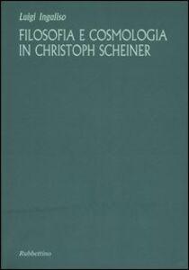 Filosofia e cosmologia in Christoph Scheiner