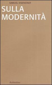 Sulla modernità