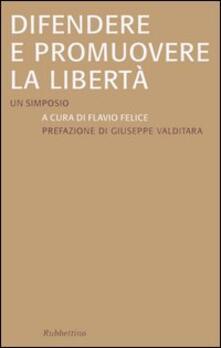 Nicocaradonna.it Difendere e promuovere la libertà. Un simposio Image