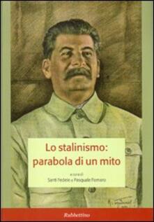 Milanospringparade.it Lo stalinismo: parabola di un mito. Atti del convegno (Messina, 11-12 novembre 2004) Image