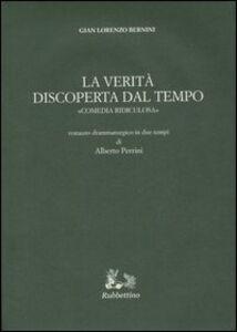 Libro La verità discoperta dal tempo. «Comedia ridiculosa» G. Lorenzo Bernini