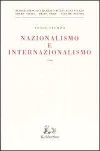 Nazionalismo e internazionalismo (1946)