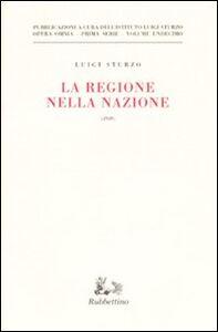La regione nella nazione (1949)