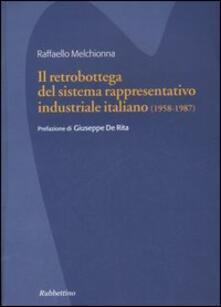 Equilibrifestival.it Il retrobottega del sistema rappresentativo industriale italiano (1958-1987) Image