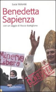 Libro Benedetta Sapienza Luca Volonté