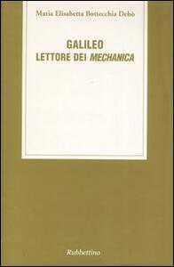 Galileo. Lettore di mechanica