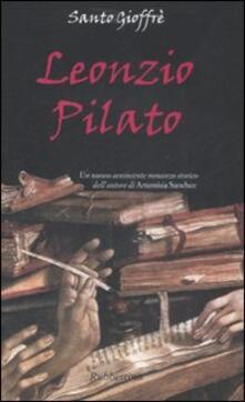 Listadelpopolo.it Leonzio Pilato Image