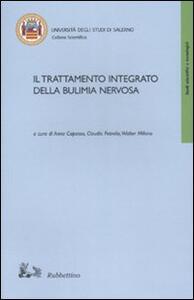 Il trattamento integrato della bulimia nervosa