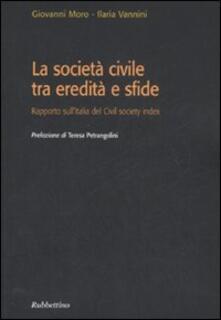 Listadelpopolo.it La società civile tra eredità e sfide. Rapporto sull'Italia del Civil society index Image