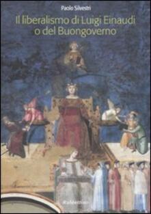 Listadelpopolo.it Il liberalismo di Luigi Einaudi o del buongoverno Image