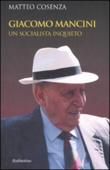 Radiospeed.it Giacomo Mancini. Un socialista inquieto Image