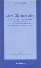 Monsignor Giuseppe Vairo