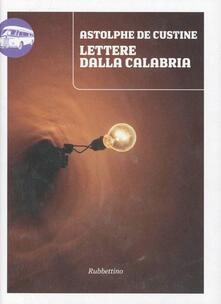 Osteriacasadimare.it Lettere dalla Calabria Image