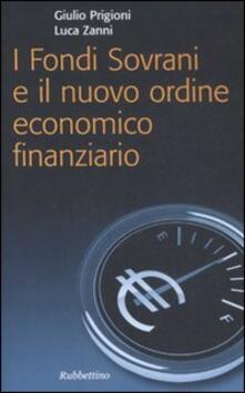 Antondemarirreguera.es I fondi sovrani e il nuovo ordine economico finanziario Image
