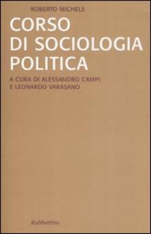 Fondazionesergioperlamusica.it Corso di sociologia politica Image