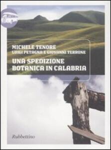 Una spedizione botanica in Calabria (1826)