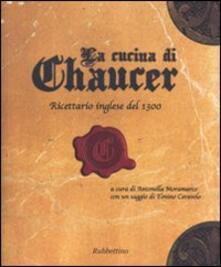 Winniearcher.com La cucina di Chaucer. Ricettario inglese del 1300. Ediz. italiana e inglese Image