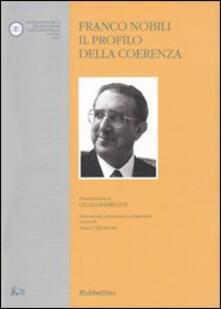 Cocktaillab.it Franco Nobili. Il profilo della coerenza Image
