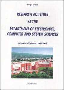 Research activities at the department of electronics computer and system sciences