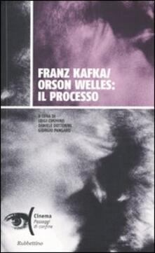 Winniearcher.com Franz Kafka/Orson Welles: il processo Image