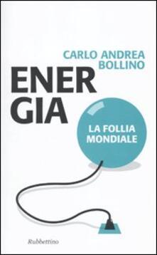 Warholgenova.it Energia. La follia mondiale Image