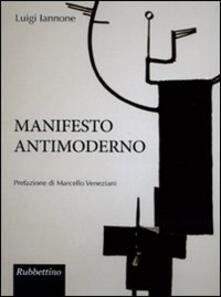 Voluntariadobaleares2014.es Manifesto antimoderno Image