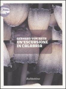 Libro Un' escursione in Calabria Gerhard von Rath