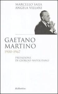 Gaetano Martino 1900-1967