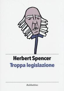 Radiosenisenews.it Troppa legislazione Image