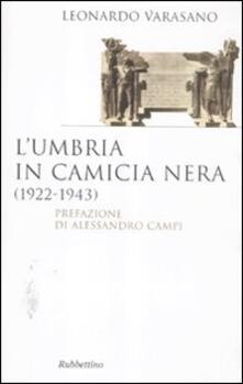 Ipabsantonioabatetrino.it L' Umbria in camicia nera (1922-1943) Image