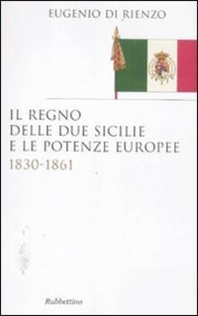 Steamcon.it Il Regno delle Due Sicilie e le potenze europee. 1830-1861 Image