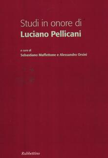 Lpgcsostenible.es Studi in onore di Luciano Pellicani Image