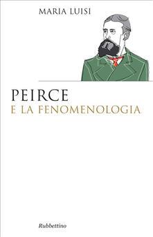 Lpgcsostenible.es Peirce e la fenomenologia Image