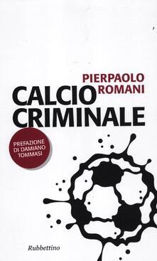 Birrafraitrulli.it Calcio criminale Image