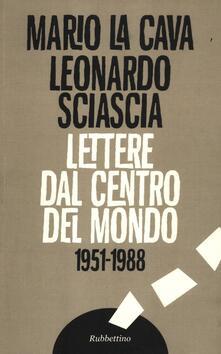 Daddyswing.es Lettere dal centro del mondo. 1951-1988 Image