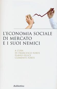 Writersfactory.it L' economia sociale di mercato e i suoi nemici Image