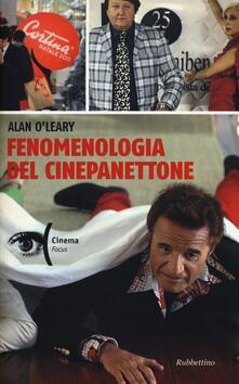 Fenomenologia del cinepanettone - Alan O'Leary - copertina