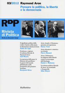 Ipabsantonioabatetrino.it Rivista di politica (2012). Vol. 3 Image