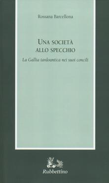 Criticalwinenotav.it Una società allo specchio. la Gallia tardoantica nei suoi concili Image