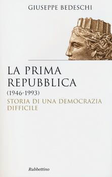 Parcoarenas.it La prima Repubblica (1946-1993). Storia di una democrazia difficile Image