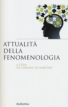Attualità della fenomenologia.pdf
