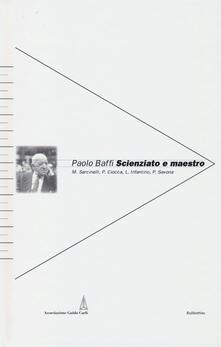 Radiospeed.it Paolo Baffi. Scienzato e maestro Image