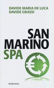 Libro San Marino Spa Davide Maria De Luca Davide Grassi