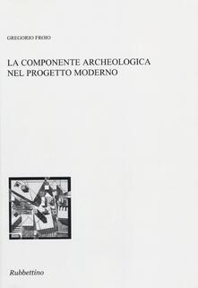 Capturtokyoedition.it La componente archeologica nel progetto moderno Image